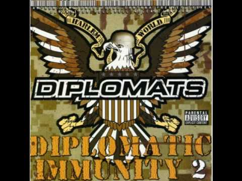 The Diplomats-Wouldn't You Like To Be a Gangster Too