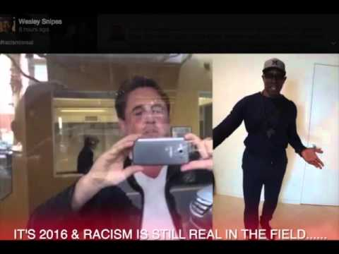 Wesley Snipes interaction with Racist Employee!