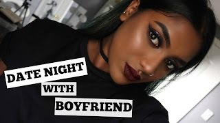 DATE NIGHT WITH BOYFRIEND | Limitlessbwl