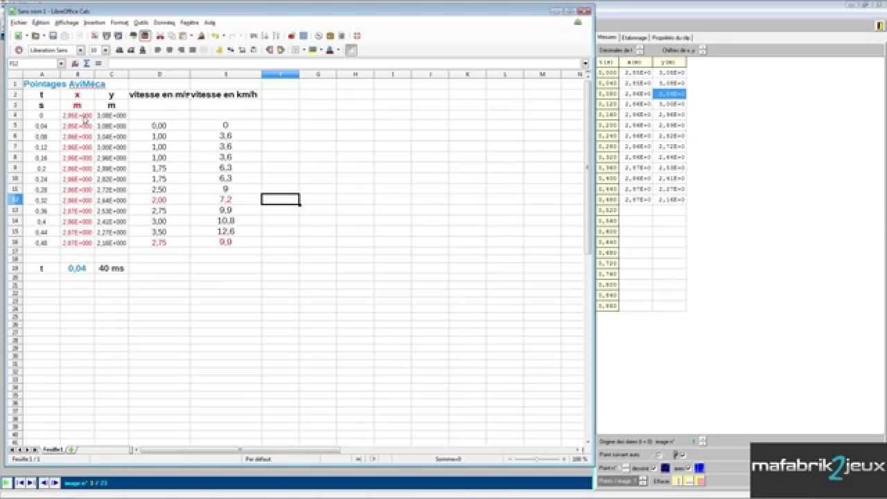 logiciel 31 pointage avec avimeca
