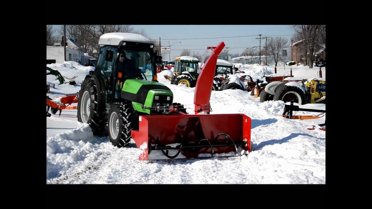Ls Snow Blower