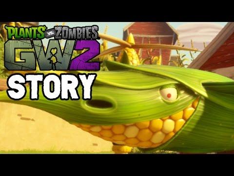 Lets Play Plants Vs Zombies Garden Warfare 2 Story Mode Deutsch