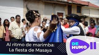 Al ritmo de marimba: la fiesta de Masaya