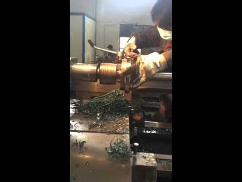 making screw barrel