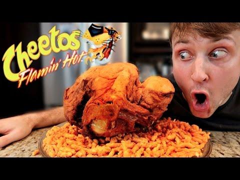 Big Rig - Flaming Hot Cheetos Turkey Recipes