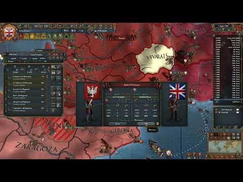 Łatwa wojna? ehm to już było | Europa Universalis IV | Wielka Brytania #26