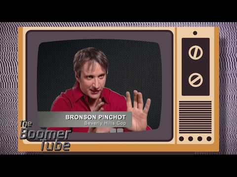 The Boomer Tube  Bronson Pinchot   How I Got The Part
