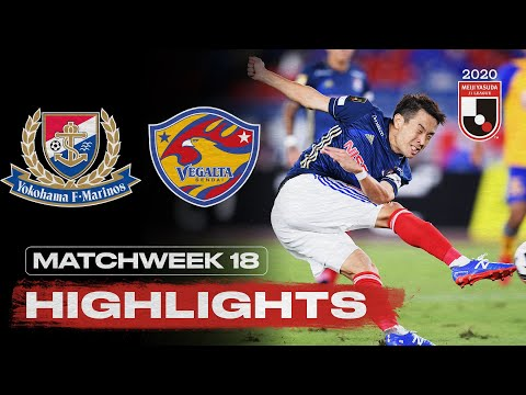 Yokohama M. Sendai Goals And Highlights