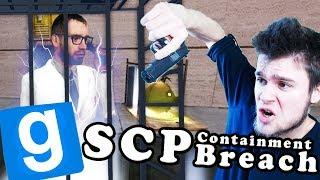 ZNĘCAMY SIĘ NAD NAUKOWCEM W PUŁAPCE!   SCP: Containment Breach [#84] Garry's mod [#770]