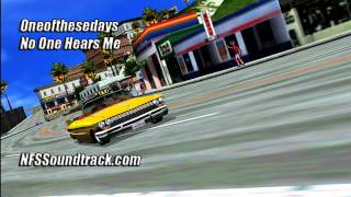 Oneofthesedays - No One Hears Me (Crazy Taxi Fare Wars Soundtrack)