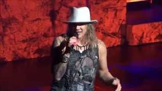 Steel Panther - Party All Day (F*ck All Night) (Live - AB - Brussels - Belgium - 2015)