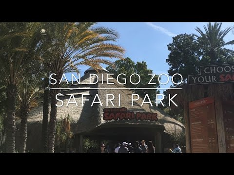 San Diego Zoo Safari Park- 03/18/2017