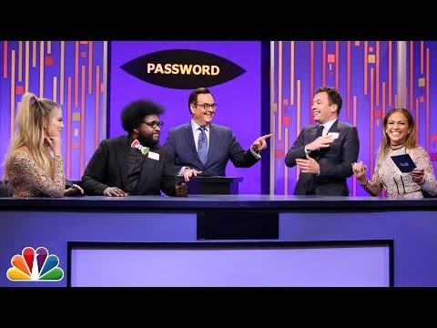 Password with Jennifer Lopez and Khloé Kardashian