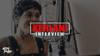 In her first interview in months, Kehlani sits down with Micah Banks