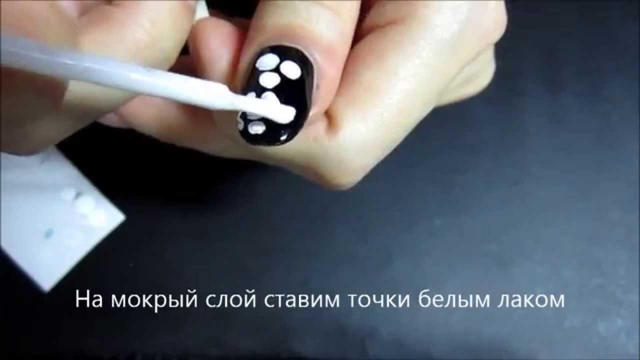 Дизайн Ногтей Единорог