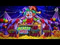 Circus clown 🤡 online slot machine is winning spinners' hearts! Easy to spin, fun to win!