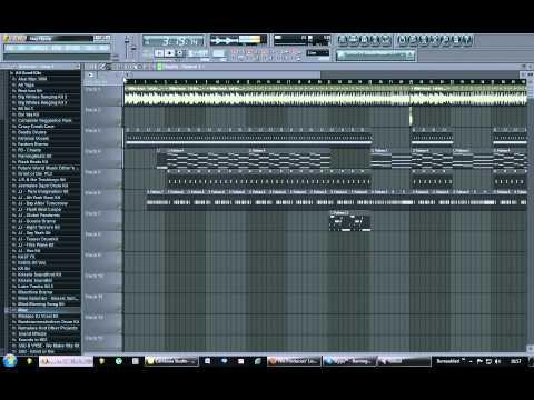 Three 6 Mafia - Stay Fly Instrumental Remake By FlamingBeatz