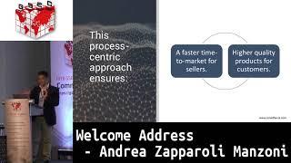 #HITBGSEC 2018 - COMMSEC: Welcome Address - Andrea Zapparoli Manzoni