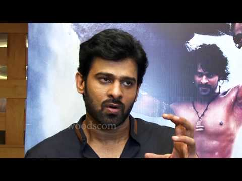 Actor Prabhas Exclusive Interview Baahubali movie on Liveonwoods