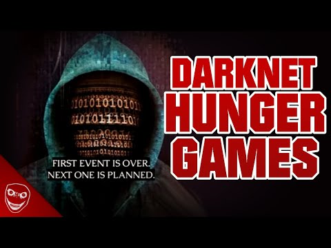 Real Life HUNGER GAMES im DARKNET?! DARKNET GAMESHOW!