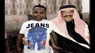 عزازي يقول لابو طلال شنو هذا ياخرا ههههههههه