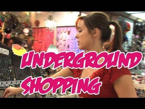 Gangnam Underground Shopping (Shopping on the Silkroad)