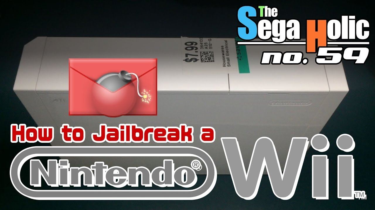 How to Softmod / Jailbreak a Wii & Play Backups & Emulators [ep  59]