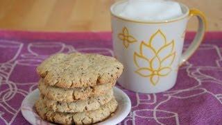 Ricetta Dolci Con Stevia - Biscotti Di Farro Alla Nocciola Con Stevia
