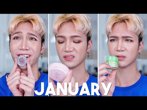 January's Hits, Shits, & I Guess She Lits - Edward Avila