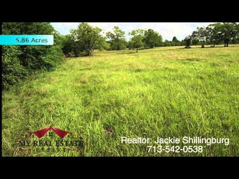 Land for Sale Tomball Texas
