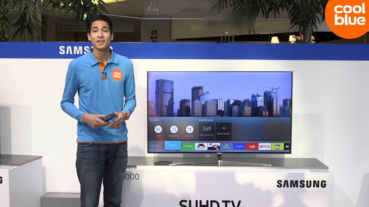 Samsung KS8000 Televisie Review (Nederlands)