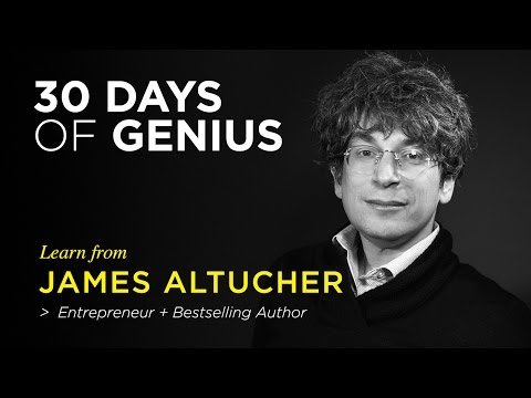 James Altucher on CreativeLive | Chase Jarvis LIVE | ChaseJarvis