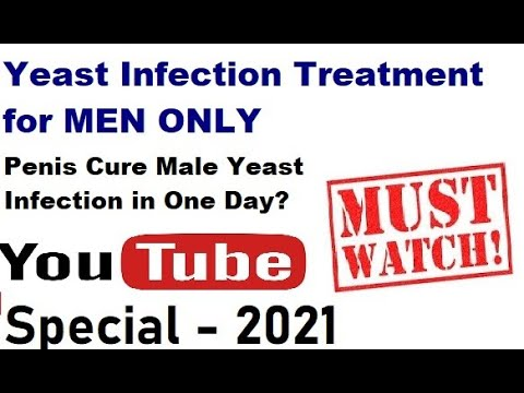 Best Antifungal Cream for Male Yeast Infection? Watch This
