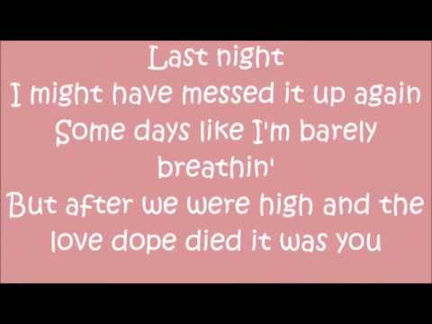 P!nk Beautiful Trauma  - lyrics