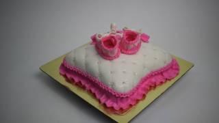 Торт на день рождения девочке 1 год(, 2017-09-11T11:23:55.000Z)