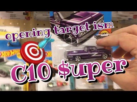 SUPER C10  front peg find at Target 🎯 ISM Treasure Hunt