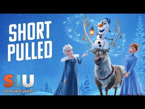 Disney Frozen Short Removed From Coco - SJU