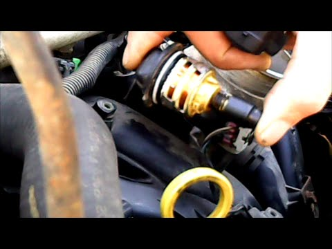 05 Chevy Cavalier IAC Idle Air Control Valve Replacement