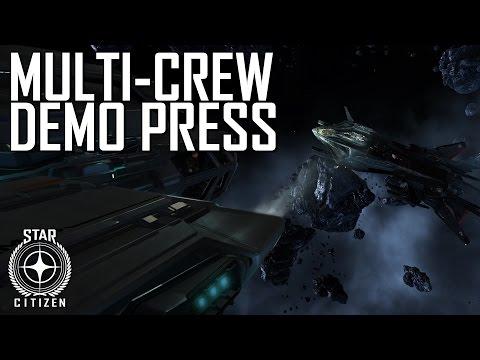 Gamescom Multicrew Demo: Press Version