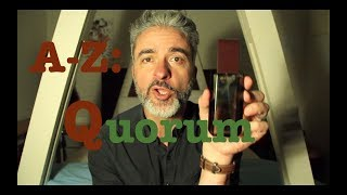 A Z: Q for Quorum