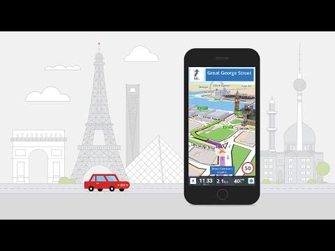 Sygic GPS Navigation - Global Navigation App