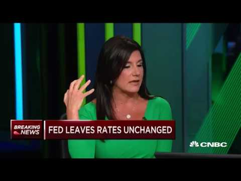 CNBC – Fed releases relatively 'hawkish' statement  — Danielle DiMartino Booth of Money Strong LLC