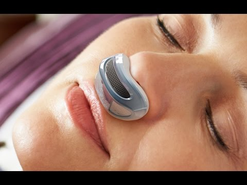Airing: The First Hoseless, Maskless, Micro-CPAP By Three P's Entertainment