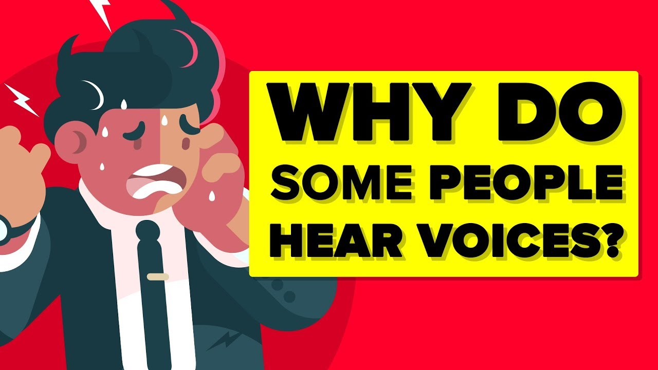 Download Up To 28% Of All People Hear Voices - WHY?
