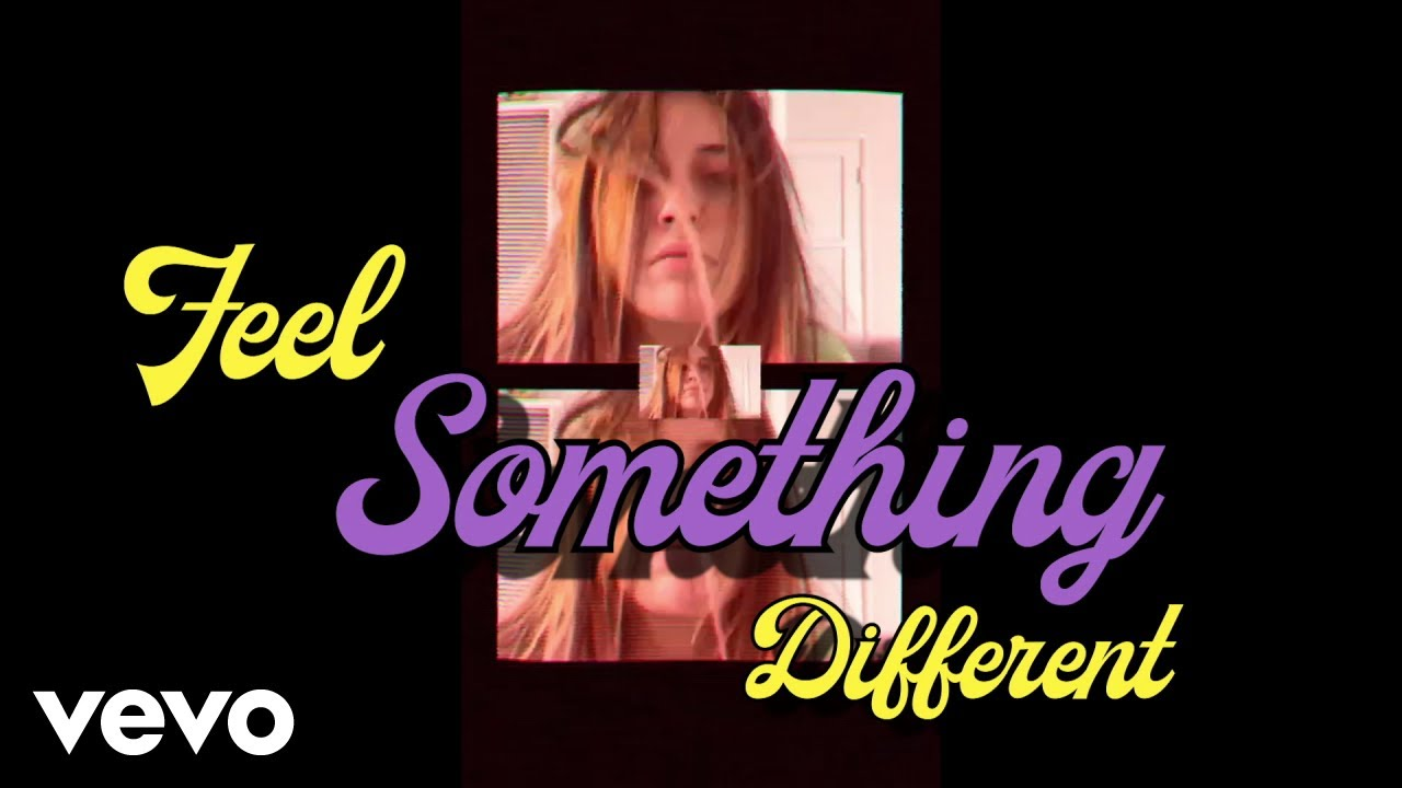 Bea Miller, Aminé - FEEL SOMETHING DIFFERENT (Lyric Video)