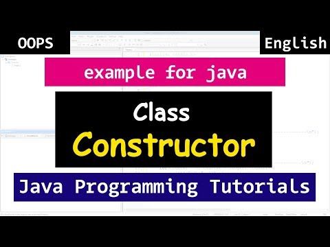 class-constructors-with-example-|-java-object-oriented-tutorials-for-beginners