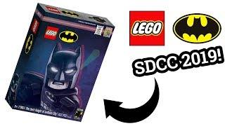 SEHR gelungen! |  Offizielle Bilder zum LEGO Batman SDCC 2019 Set (77903)!