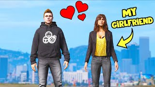 I robbed a bank with my girlfriend!! (GTA 5 Mods)