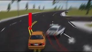 When Eurobeat kicks in ROBLOX Vehicle Simulator