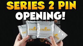 CS:GO - 10x New Series 2 Pin Opening Cologne 2016